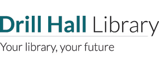 Drill Hall Library logo